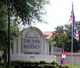 The Park at Regency Apartments